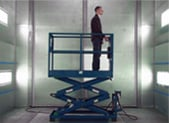Industrial Fall Protection Lift Systems and Work Platforms by LPI