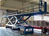 Industrial Lift Systems for Safety, Fall Protection, Scissor Lifts